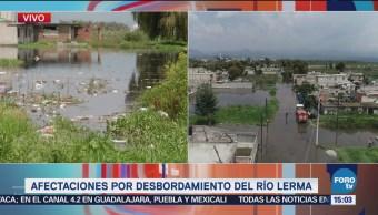 Pobladores San Mateo Atenco Permanecen Sus Casas