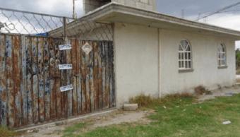 En Acatzingo, catean casa de seguridad de secuestradores