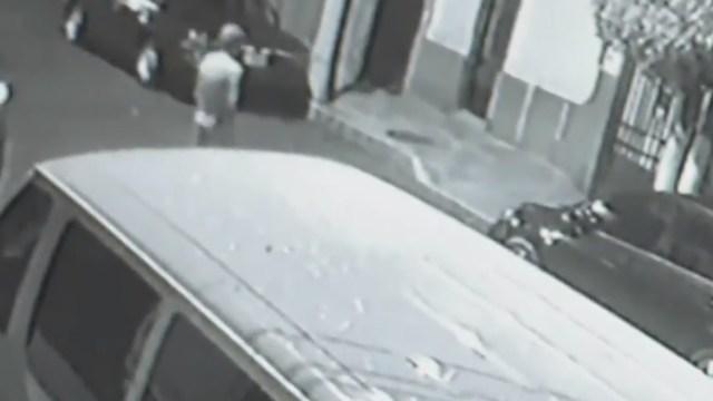 Se busca a sujeto que acosó desnudo a una joven en Azcapotzalco