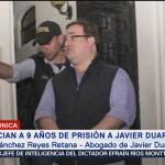 Actos de corrupción se cometieron en nombre de Javier Duarte