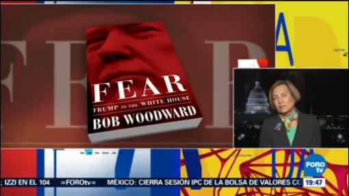 Administración Trump Bajo Lupa Libro Woodward