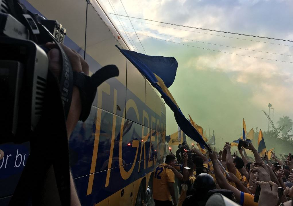Crece violencia entre porras de futbol en México