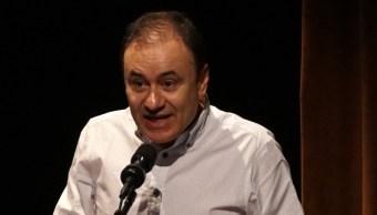 Alfonso Durazo: Senadores Morena podrían presentar iniciativa para SSP