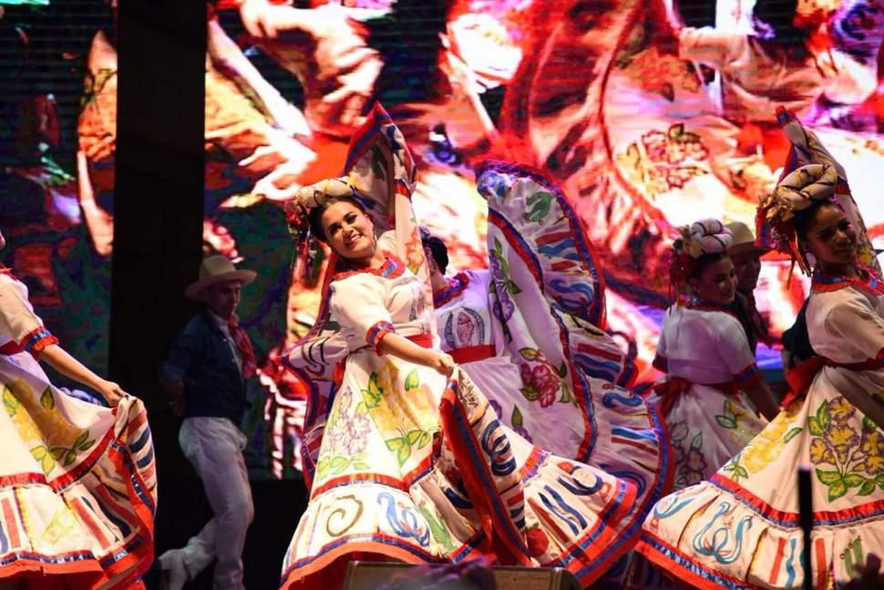 Fotos Así celebra México el grito de Independencia