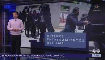AMLO asumirá Presidencia de México sin Estado Mayor Presidencial