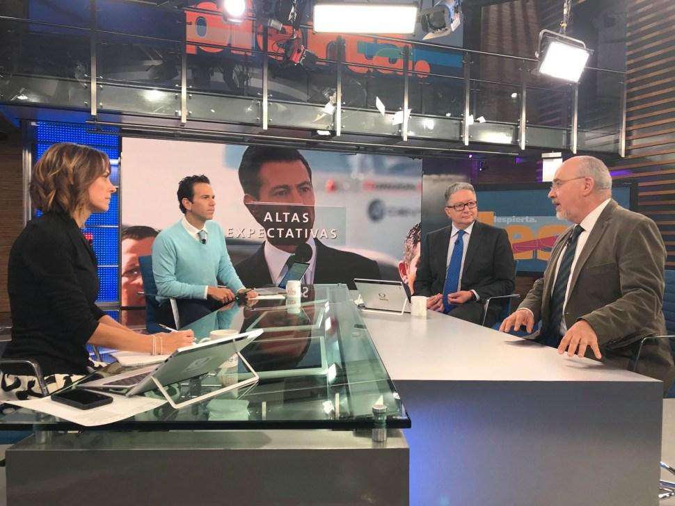 AMLO tendrá oposiciones genuinas en México, afirma Lorenzo Meyer