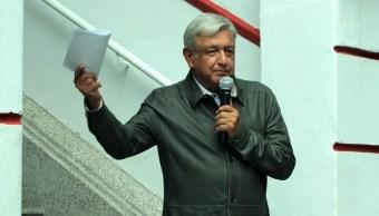 Ideal que actual gobierno logre acuerdo trilateral: AMLO