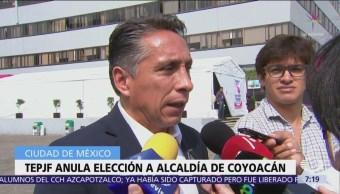 Anulan elección de Alcaldía de Coyoacán, en la CDMX