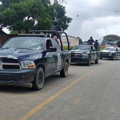Refuerzan seguridad en Sierra de Guerrero tras enfrentamiento