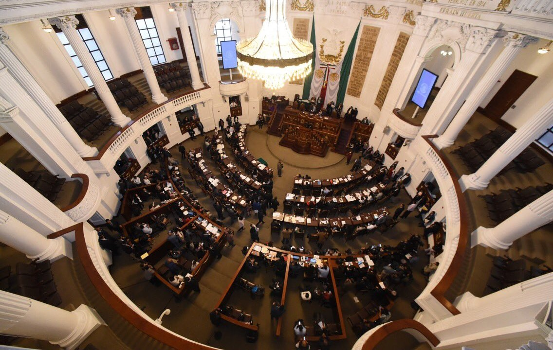 Asamblea Legislativa definirá periodo extraordinario pese a Morena