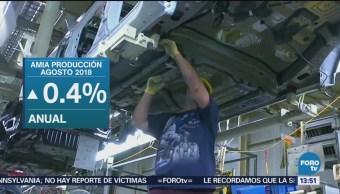 Aumenta Producción Exportación Autos Amia