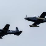 Desfile 16 de septiembre: Realizan inspección en aviones