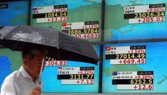 Bolsa de Tokio cierra al alza, junto con mercados chinos
