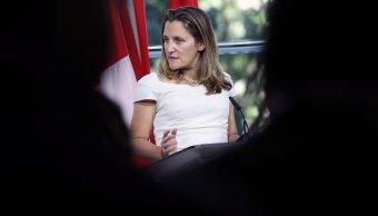 Canadá reinicia negociaciones de TLCAN con Estados Unidos