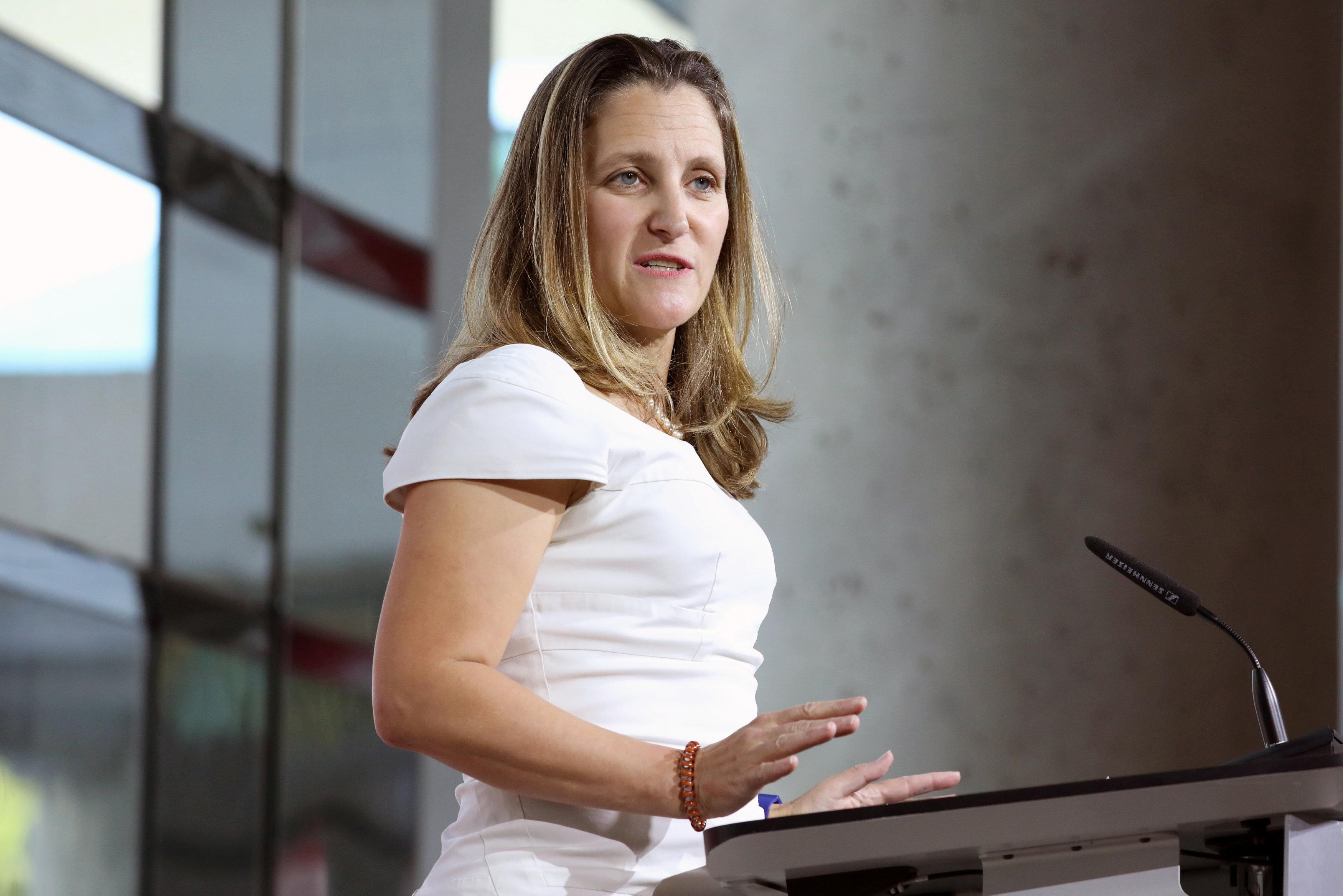 Canadá pide flexibilidad de Estados Unidos para lograr un nuevo TLCAN
