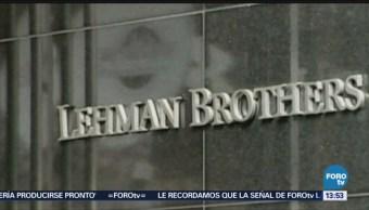Caso Lehman Brothers podría concluir en 2019