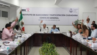 Exasistente de Manuel Velasco renuncia a diputación de 'Manuelita'