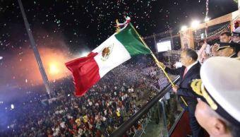 Grito de Independencia en municipios de Guerrero