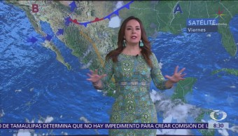 Prevén lluvias por la noche Valle de México