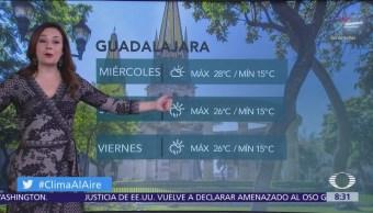 Se forma depresión tropical Veinte-E en Colima