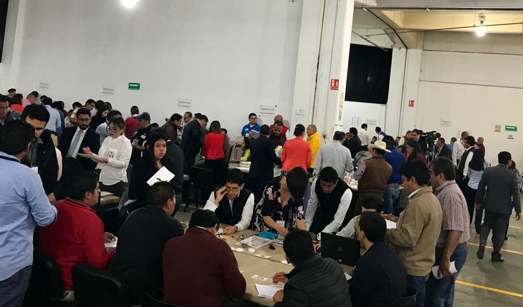 Comienza recuento de votos de la elección en Puebla