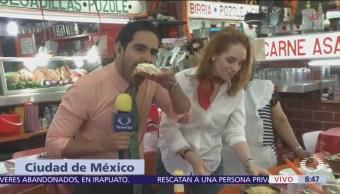 Cómo desayunar saludable con antojitos mexicanos