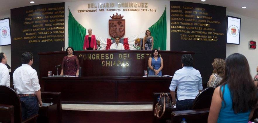 Congreso de Chiapas designará a sustituto de Manuel Velasco