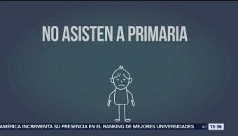 Conoce las cifras de la educación en México