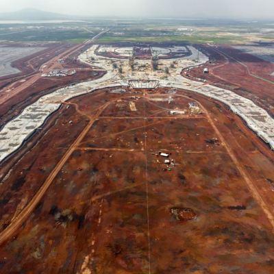 Construcción sobre nuevo aeropuerto de CDMX debe ser decisión de expertos: IATA
