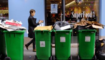 Suciedad contra glamour en París
