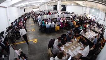 TEPJF concluye recuento de votos de elección en Puebla