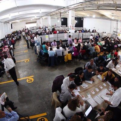 Tribunal Electoral concluye recuento de votos de elección en Puebla
