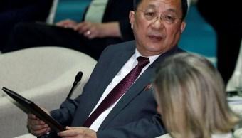 Sanciones agrava desconfianza, dice Corea del Norte en ONU