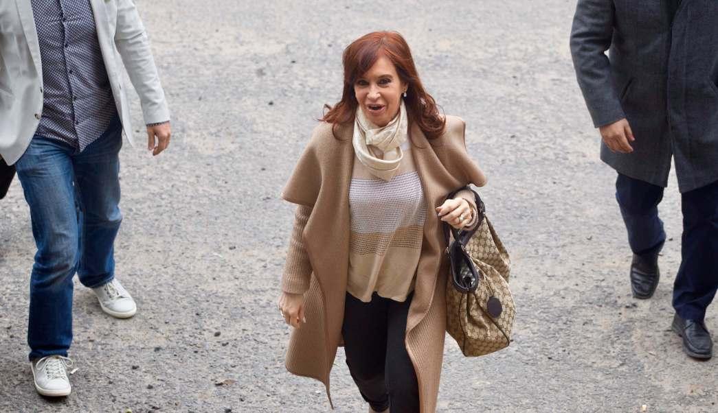 En febrero, juicio por corrupción contra Cristina Fernández