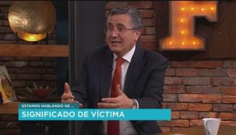 Víctimas Delito Violaciones Derechos Humanos Luis Raúl González Pérez, presidente de la Comisión Nacional de los Derechos Humanos
