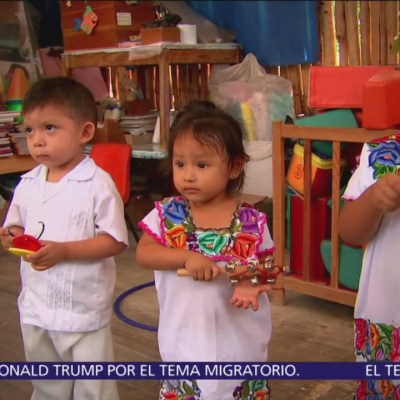 Crean coro para preservar lengua maya en Campeche