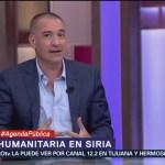 Crisis humanitaria en Siria, un análisis