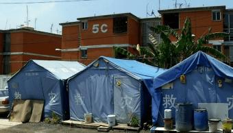 Damnificados del 19S en Iztapalapa y Xochimilco aún esperan ayuda