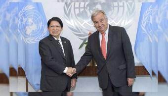 Nicaragua dice que reunión ONU sobre crisis es injerencia