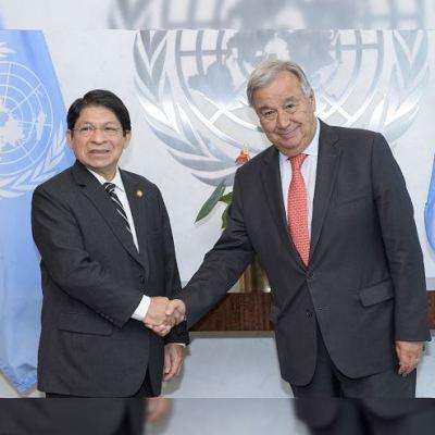 Nicaragua dice que la reunión en la ONU sobre crisis es una 'injerencia'