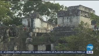 Descubren altar maya en Guatemala