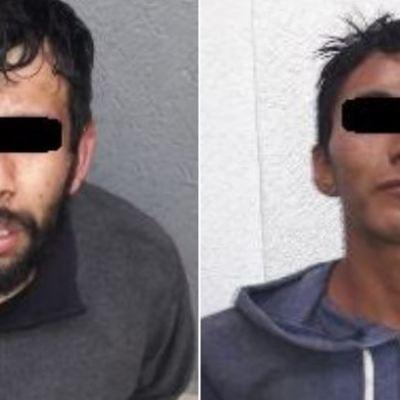 Detienen a dos por robo a oficina en la GAM