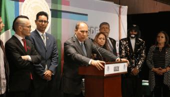 PES se queda sin comisiones de Salud y Cultura