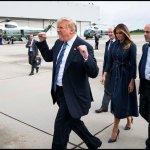 Donald Trump Foto Viral Gesto Redes Sociales