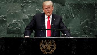 Trump pide 'aislar al régimen de Irán'; habla ante ONU