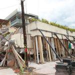 Inicia segunda etapa de demolición del colegio Rébsamen