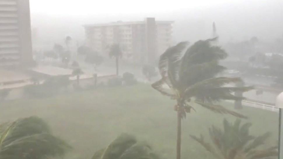 Gordon azota costas de EU; prevén se convierta en huracán