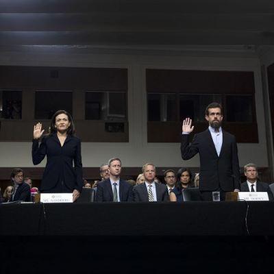 Facebook y Twitter responden en Congreso de Estados Unidos sobre injerencia rusa