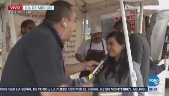 El Repor degusta la comida en el Pasaje Chapultepec