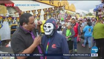 El Repor visita el Mercado de Sonora de la CDMX